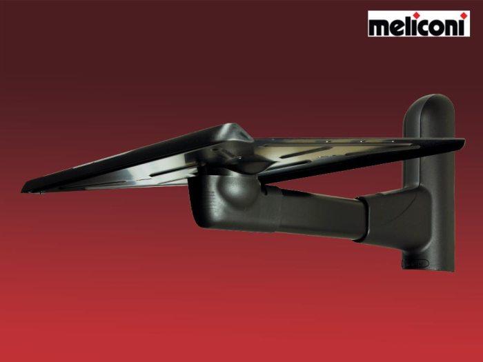 20 25 meliconi 51 63 cm tv fernseher r hrenfernseher wandhalterung schwarz a25 ebay. Black Bedroom Furniture Sets. Home Design Ideas